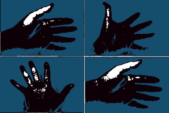 black-hand.de 1000 handmade art collectors items